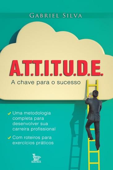 Attitude a chave para o sucesso - cover