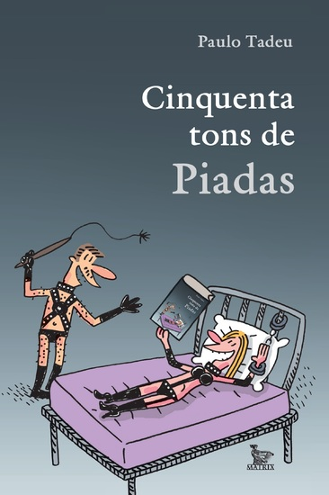 Cinquenta tons de Piadas - cover