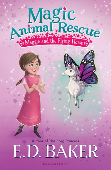 Magic Animal Rescue 1: Maggie and the Flying Horse - cover