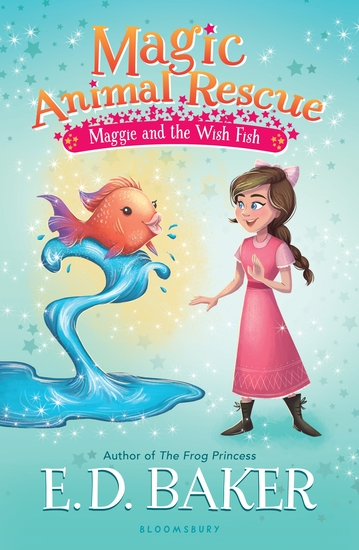 Magic Animal Rescue 2: Maggie and the Wish Fish - cover