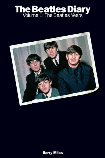 The Beatles Diary Volume 1: The Beatles Years - cover