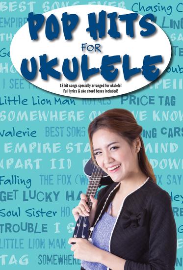 Pop Hits For Ukulele - cover