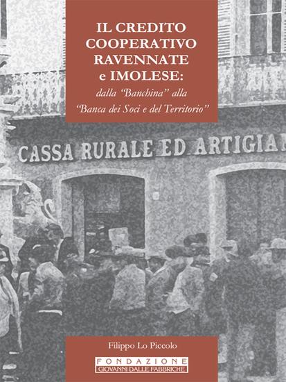 """Dalla """"Banchina"""" alla """"Banca dei Soci e del Territorio"""" - cover"""