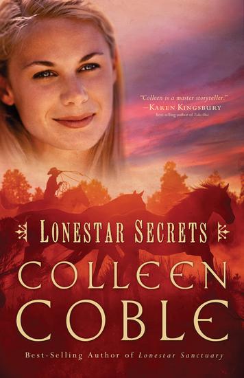 Lonestar Secrets - cover