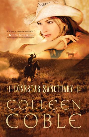 Lonestar Sanctuary - cover