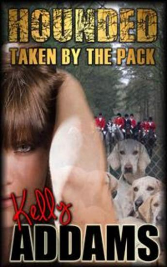 Hounded - Taken By The Pack - cover