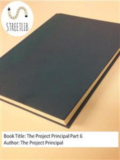 The Project Principal Part 6 - cover