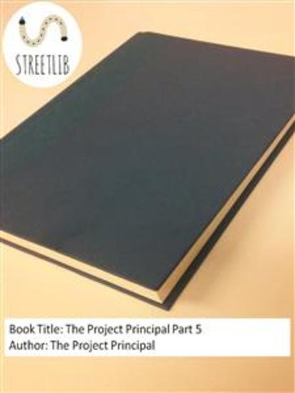 The Project Principal Part 5 - cover