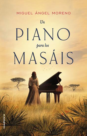 Un piano para los masáis - cover