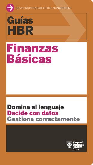 Guías HBR: Finanzas Básicas - cover