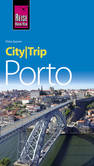 CityTrip Porto - Travel guide with maps and walks - cover