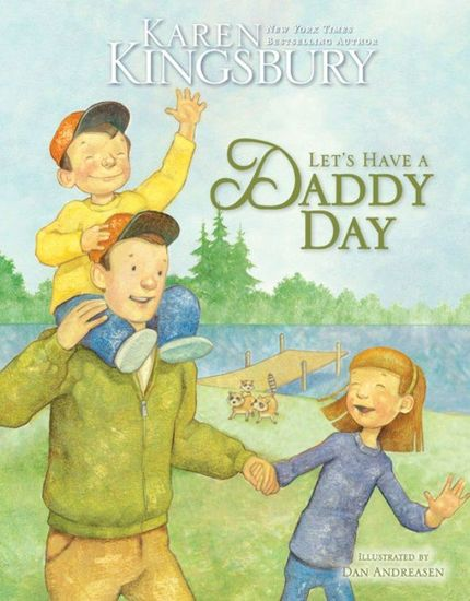 Let's Have a Daddy Day - cover