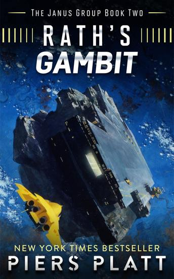 Rath's Gambit - The Janus Group #2 - cover