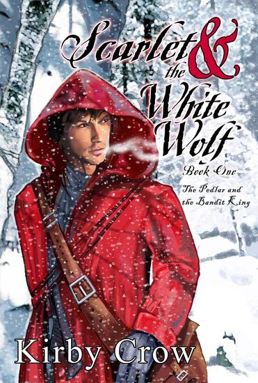Scarlet and the White Wolf - Scarlet and the White Wolf #1 - cover