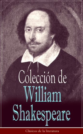 Colección de William Shakespeare - Clásicos de la literatura - cover