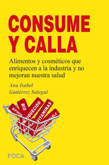 ¡¡Consume y calla!! - cover