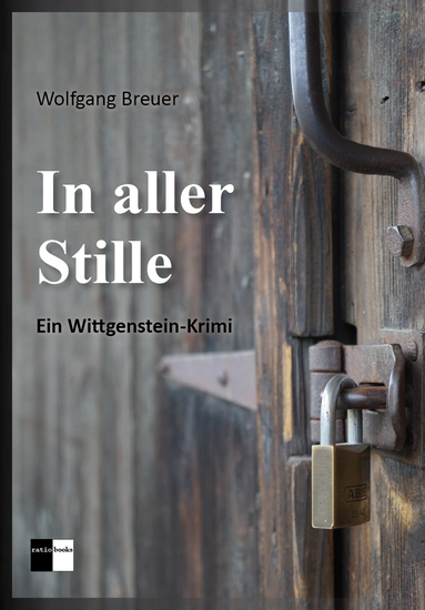 In aller Stille - Ein Wittgenstein-Krimi - cover