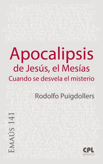 Apocalipsis de Jesús el Mesías - Cuando se desvela el misterio - cover