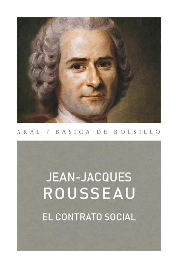 El contrato social - cover