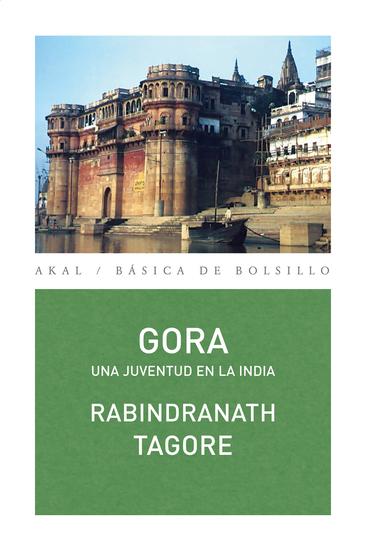 Gora - Una juventud en la India - cover