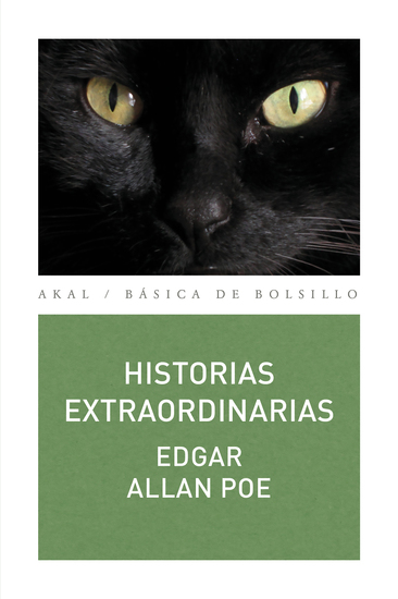 Historias extraordinarias - cover