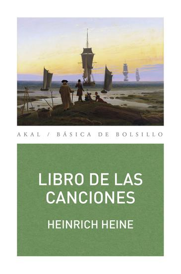 Libro de las canciones - cover