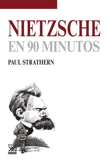 Nietzsche en 90 minutos - cover