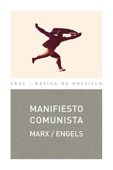 Manifiesto comunista - cover