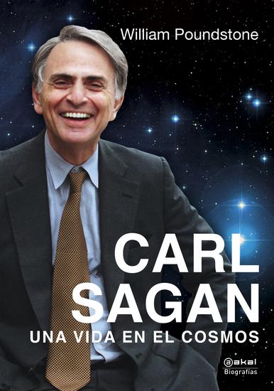 Carl Sagan - Una vida en el cosmos - cover