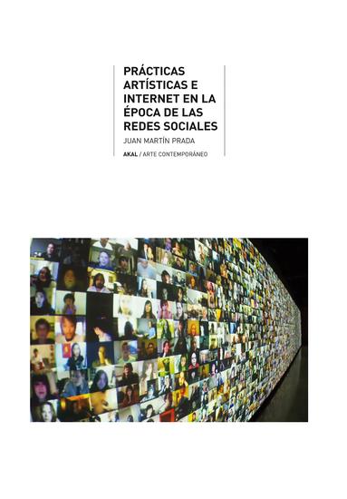 Prácticas artísticas e internet en la época de las redes sociales - cover