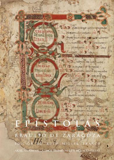 Epístolas - cover