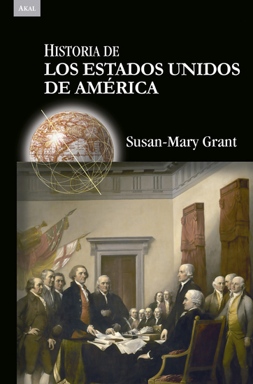 Historia de los Estados Unidos de América - cover