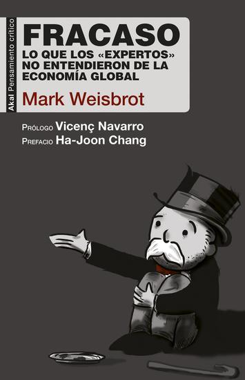 """Fracaso - Lo que los """"expertos"""" no entendieron de la economía global - cover"""