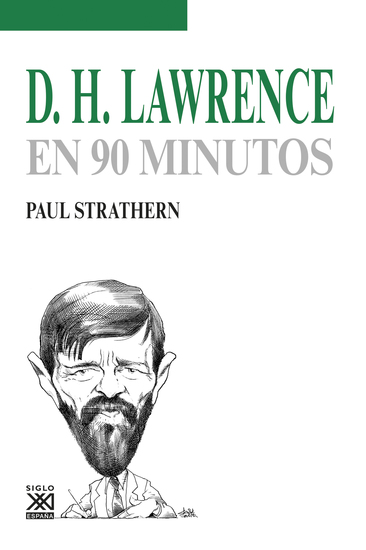 D H Lawrence en 90 minutos - cover