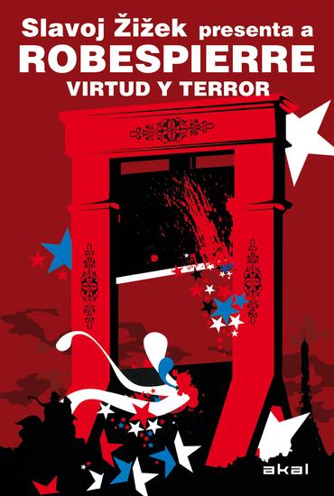 Robespierre Virtud y terror - Slavoj Zizek presenta a Robespierre - cover