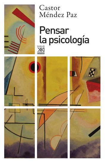 Pensar la psicología - cover