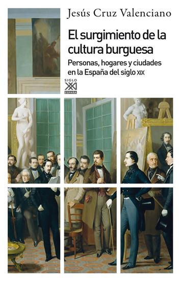 El surgimiento de la cultura burguesa - cover