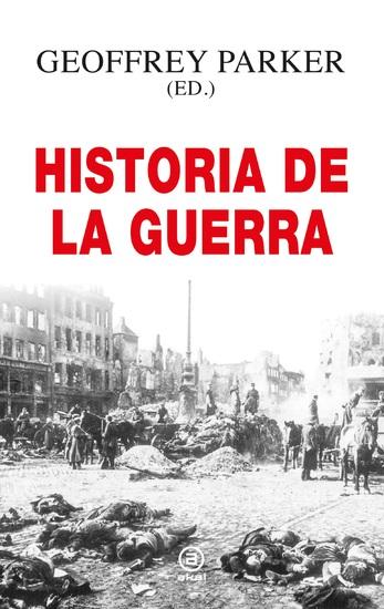 Historia de la guerra - cover