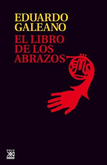 El libro de los abrazos - cover