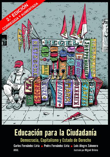 Educación para la Ciudadanía - Democracia capitalismo y estado de derecho - cover