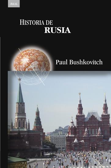 Historia de Rusia - cover