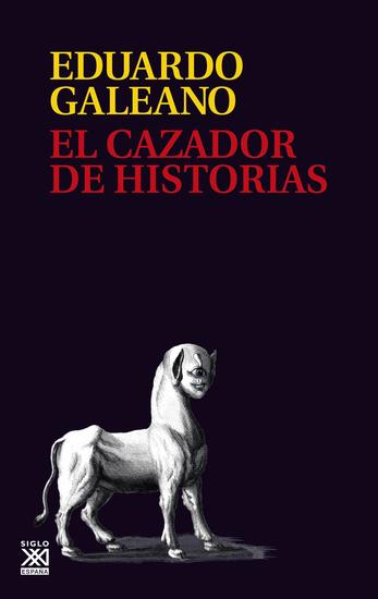 El cazador de historias - cover