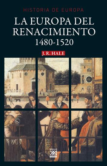 La Europa del Renacimiento - 1480-1520 - cover