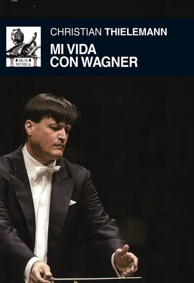 Mi vida con Wagner - cover