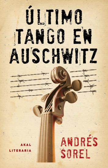 Último tango en Auschwitz - cover