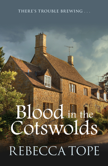 Blood in the Cotswolds - cover