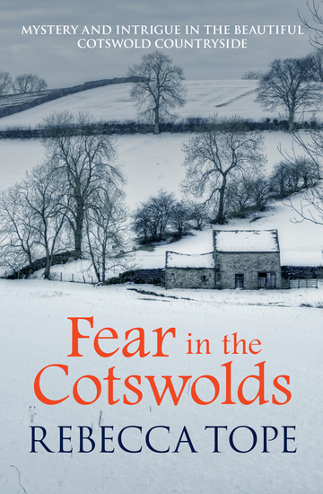 Fear In the Cotswolds - cover