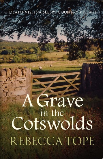 A Grave in the Cotswolds - cover