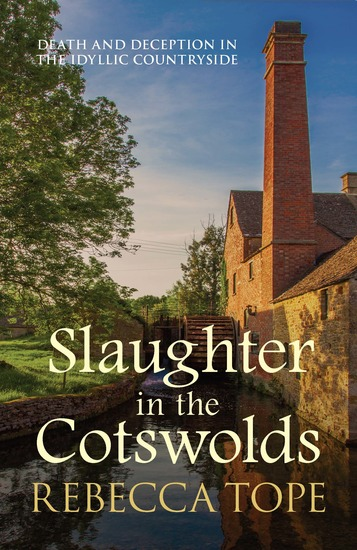 Slaughter in the Cotswolds - cover