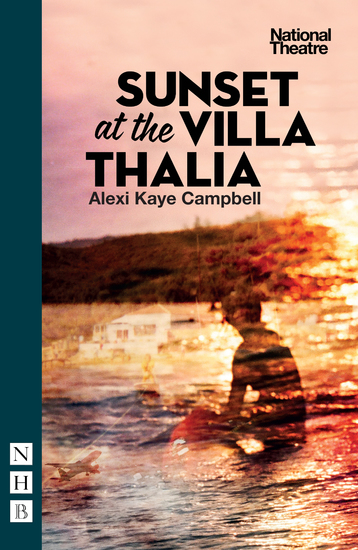 Sunset at the Villa Thalia (NHB Modern Plays) - cover